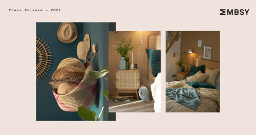 Preview: Every journey starts at home: these 3 interior trends pave the way