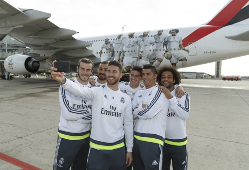 Emirates and Real Madrid take their partnership to new heights