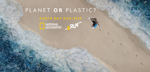 National Geographic aims to spur change across Asia with Earth Day Run in support of 'Planet or Plastic?'
