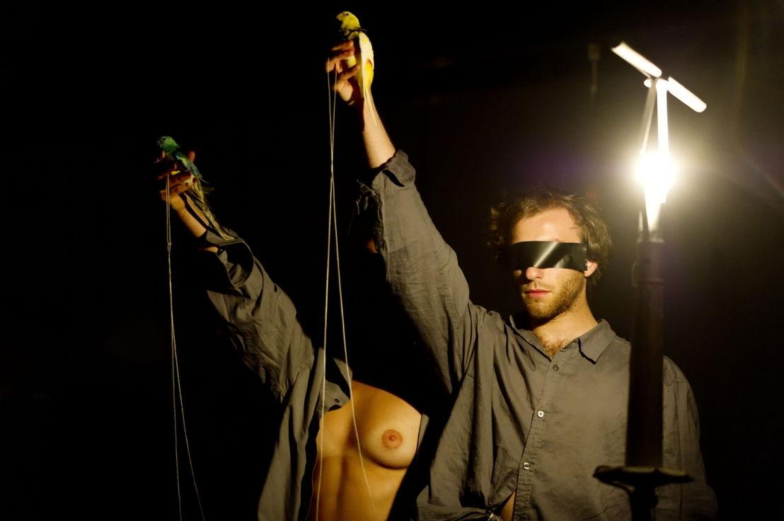 Jan Fabre/Troubleyn - Het is theater zoals het te verwachten en te voorzien was © Wonge Bergmann