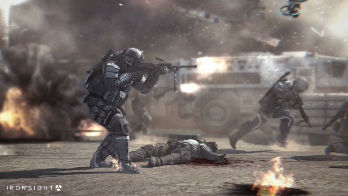 Preview: Ironsight: Open beta phase starts today!