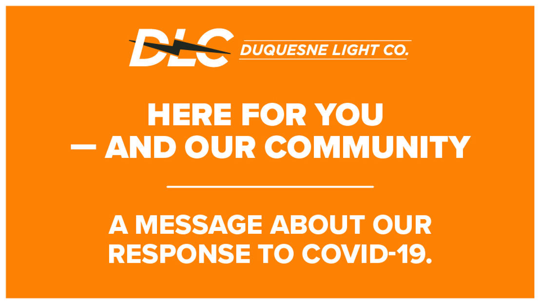 A Message to our Customers from Chief Customer Officer David Johnson about COVID-19