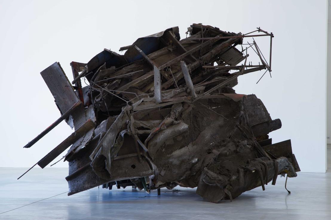 Peter Buggenhout trapt de wereld op zijn staart