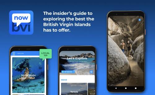 British Virgin Islands Launches Groundbreaking BVI Now App