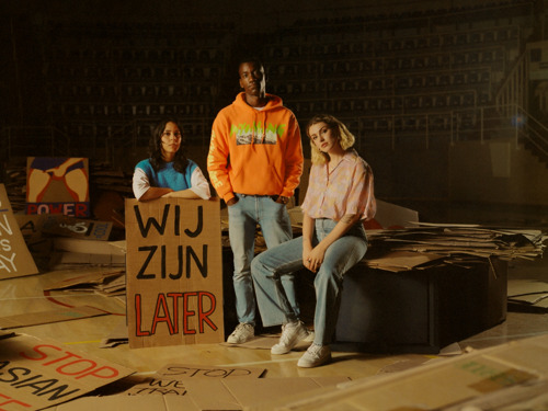 The VRT focuses on young people for its annual solidarity campaign De Warmste Week (The Warmest Week)