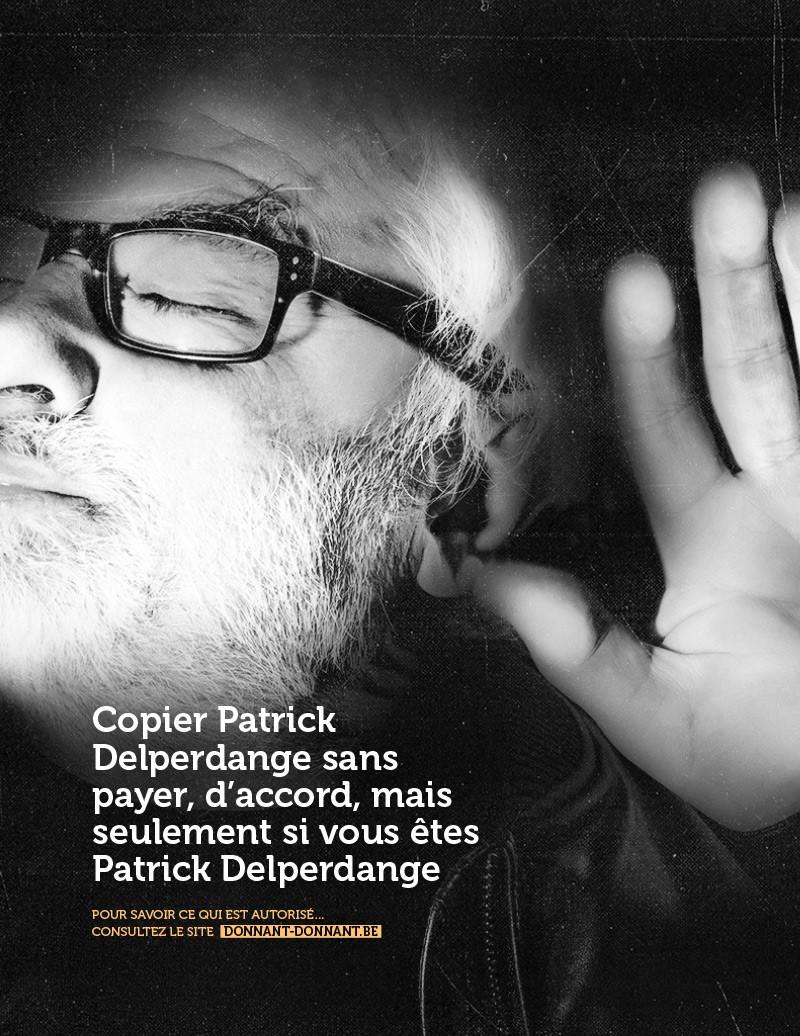 Patrick Delperdange