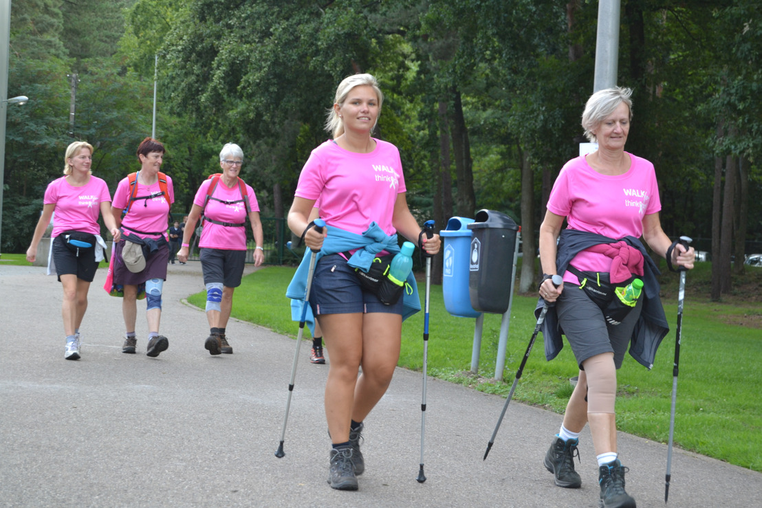 Walk for Think-Pink Limburg