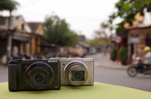 Cyber-shot™ HX50V / HX50 de Sony: le plus petit et le plus léger appareil photo du monde bénéficie d'un zoom 30x et de fonctions évoluées