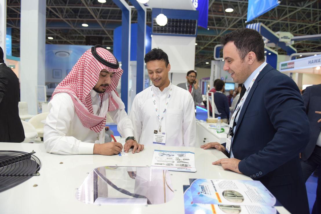 Exhibitors HVACR Expo Saudi