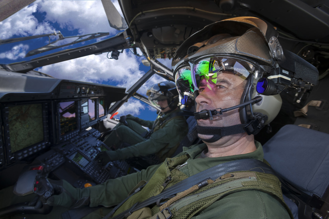 NHIndustries chooses Thales's TopOwl helmet system for special forces NH90 pilots