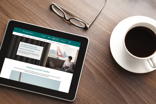Cathay Dragon website to merge into Cathay Pacific website Customers of both airlines are set to benefit from an enhanced online booking and travel management experience at cathaypacific.com from 29 March