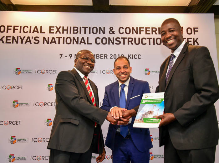 NATIONAL CONSTRUCTION WEEK RETURNS TO SUPPORT KENYA GOVERNMENT'S BIG FOUR AGENDA