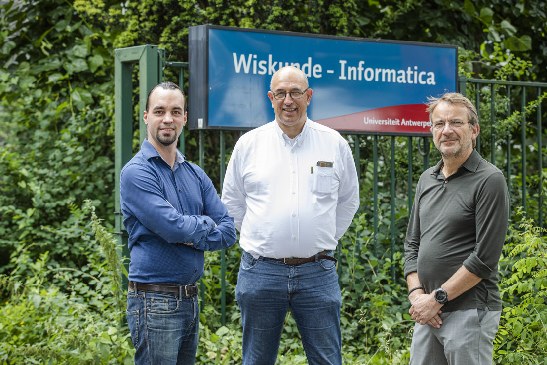 UAntwerp and Garvis help companies predict the future