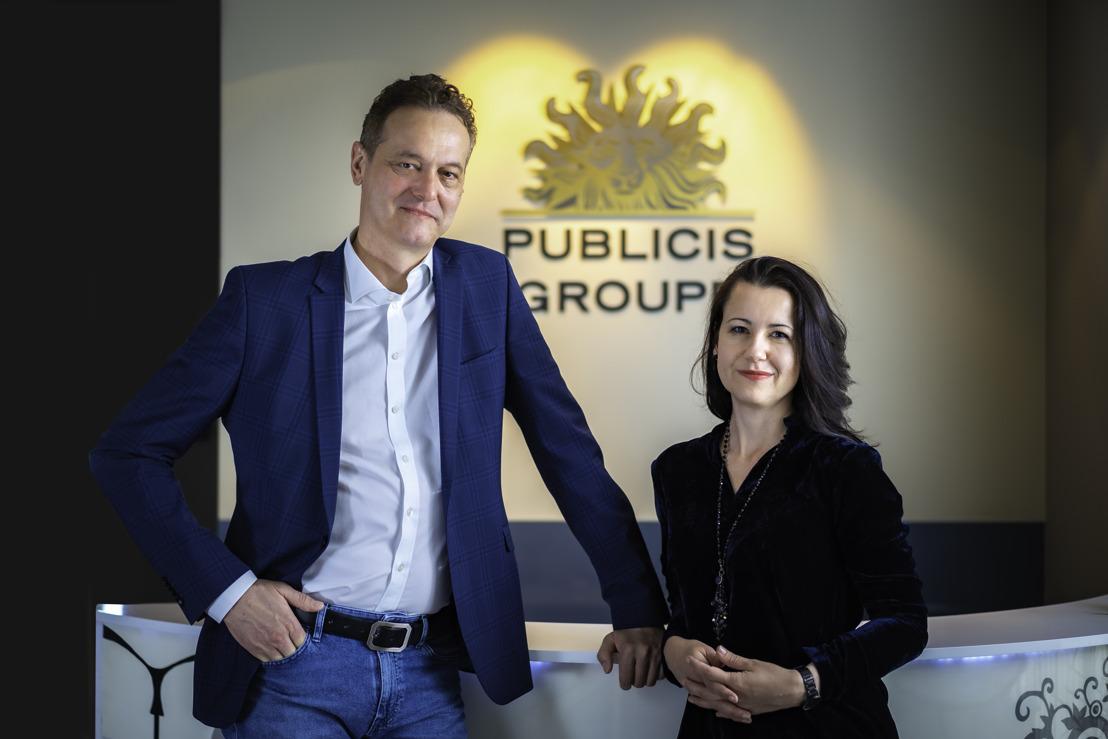 Publicis Groupe България назначава нов главен изпълнителен директор и председател на съвета на директорите