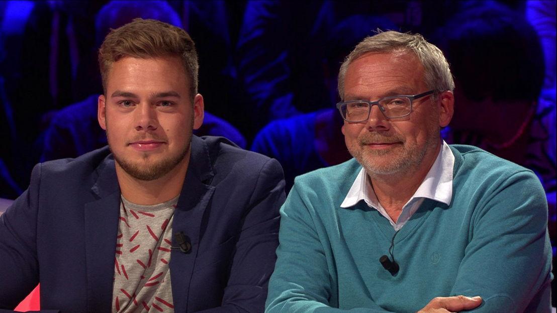 Aflevering 3: Hubert en Maarten <br/>De allesweter (c) VRT