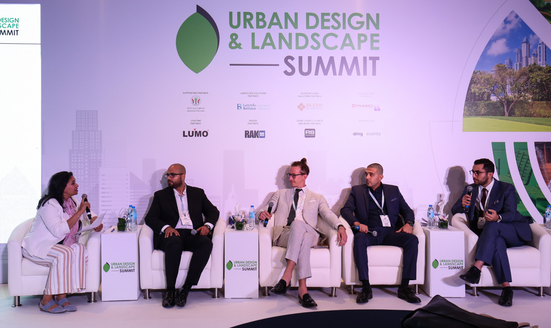 MOST INNOVATIVE PRODUCT AWARD WINNERS ANNOUNCED AT 2ND URBAN DESIGN & LANDSCAPE EXPO