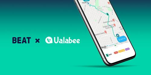 Beat y Ualabee se unen para mejorar las experiencias de sus usuarios