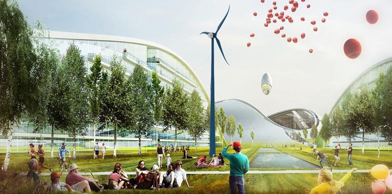 Henry van de Velde Ecodesign by OVAM Award Nominee_Xant M_windturbine_Xant