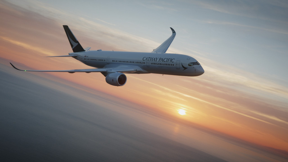 Cathay Pacific 2019 Sustainability Report Out Now