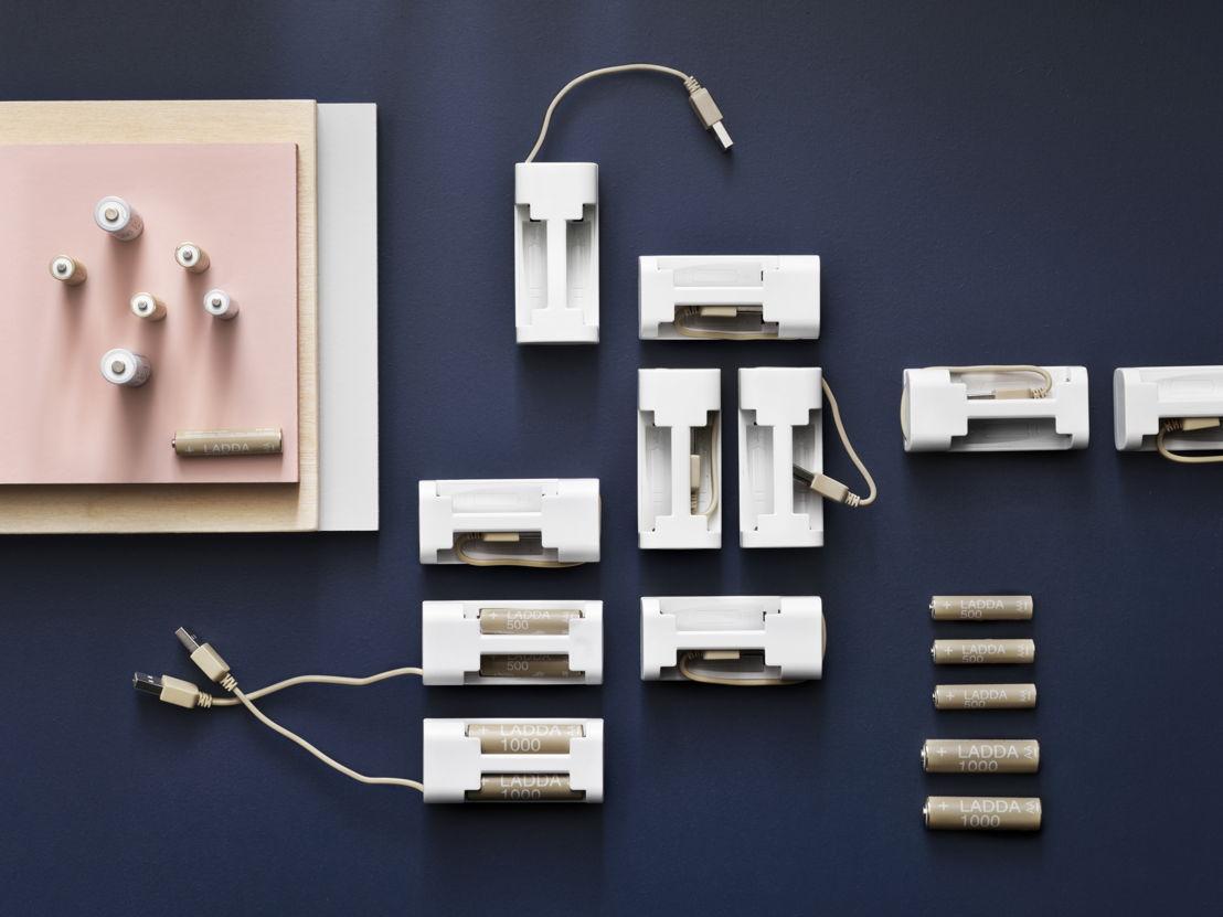 IKEA opladers