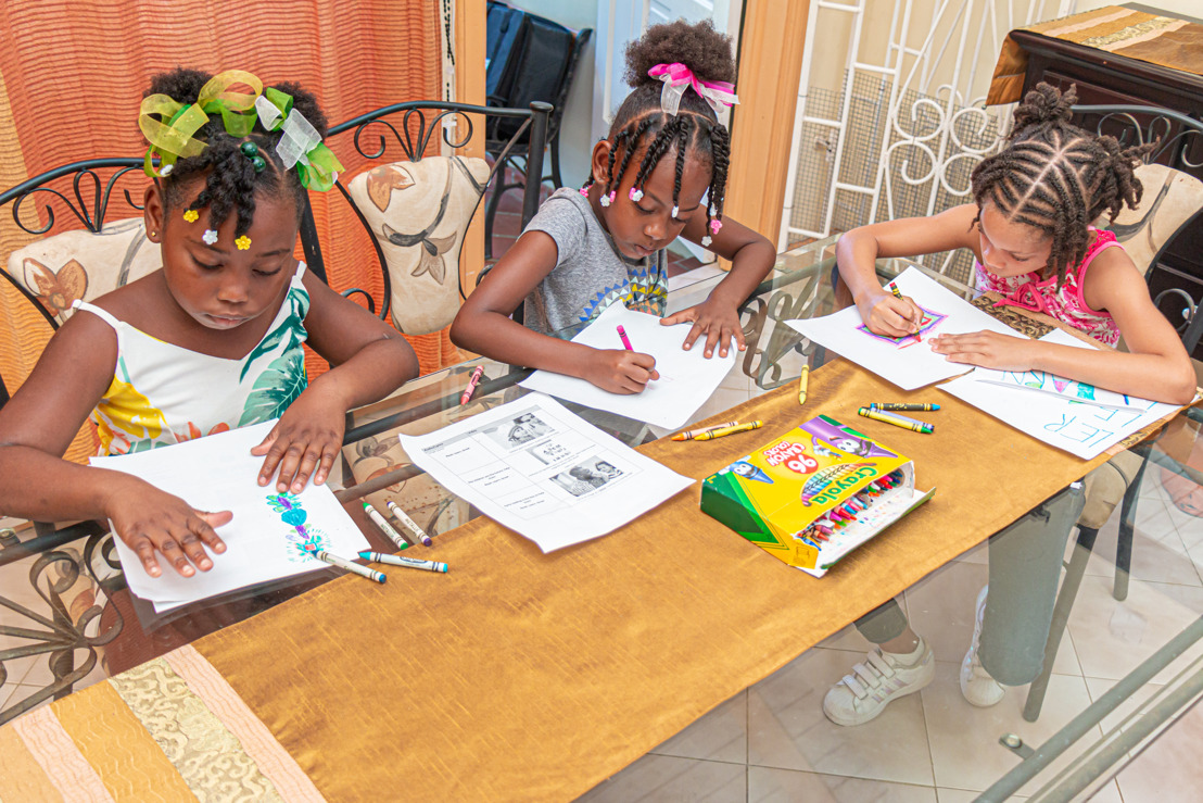 OECS / USAID Early Learners Programme advances culturally relevant content!