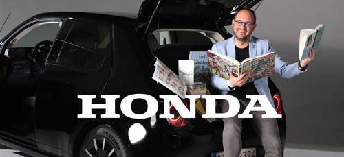 Honda et Emakina mettent en valeur les choix du quotidien sous l'œil affuté d'une photographe de talent