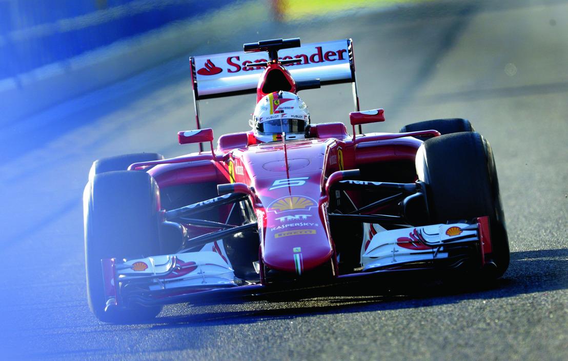 Telenet verlengt uitzendrechten voor Formule 1.