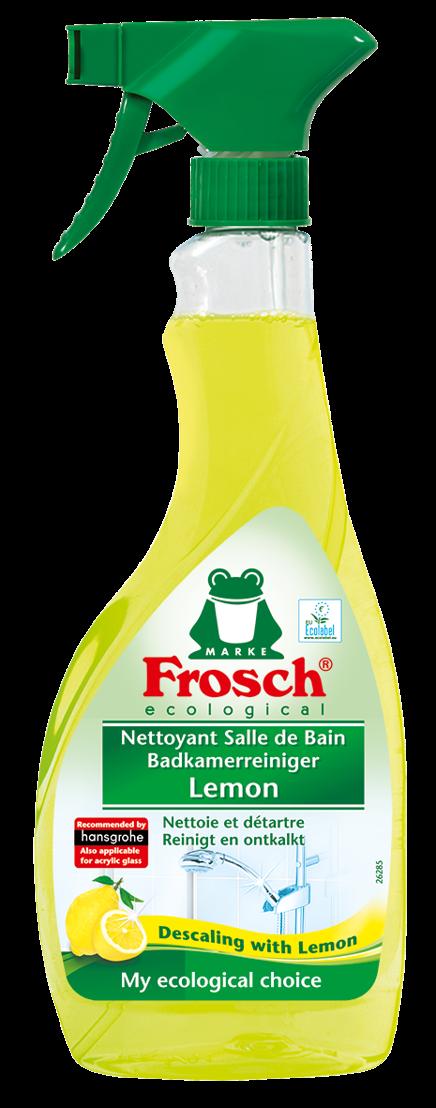 Frosch Badkamerreiniger Lemon, 500 ml - 3,05€
