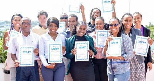 UK facilitates Digital Media workshops for Caribbean Journalists