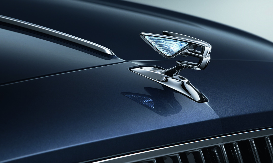 BENTLEY OFFERS FIRST GLIMPSE OF NEW FLYING SPUR