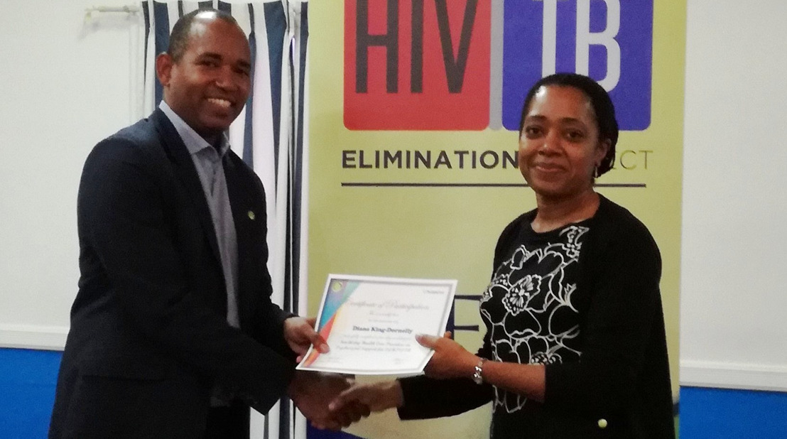 OECS discuss sustainability of HIV/TB programmes
