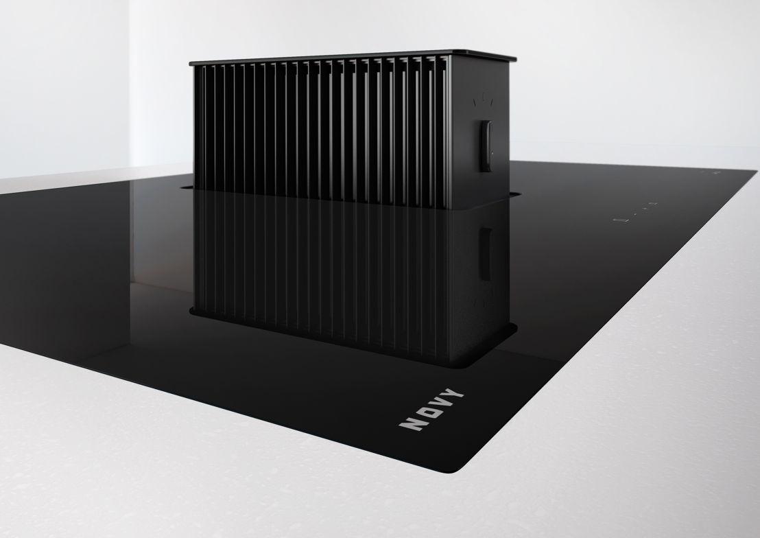 Geïntegreerde dampkamp-Hotte intégrée ©èggo