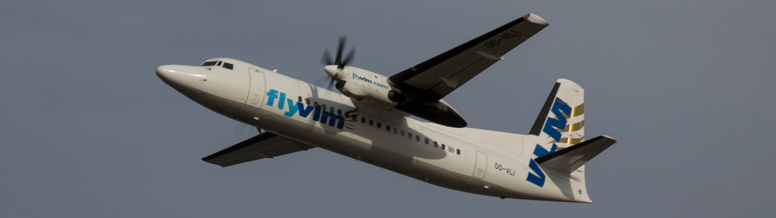 VLM Airlines to launch new route between Zurich and Antwerp