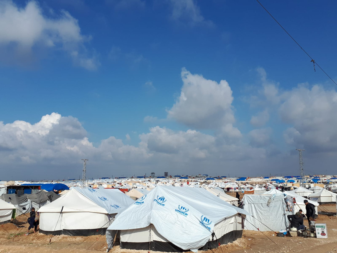 Syrië: onvoldoende medische zorg in kamp Al Hol levensbedreigend