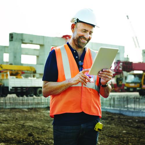 Six construction tech trends for 2021 and beyond