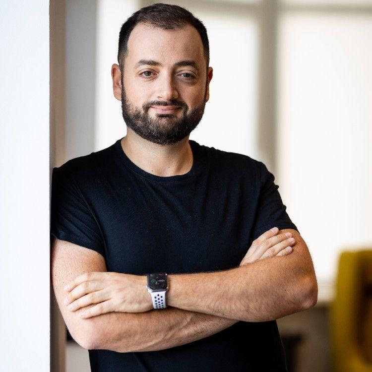 Юра Лазебников, управляющий партнер WePlay Esports. Фото: WePlay Esports