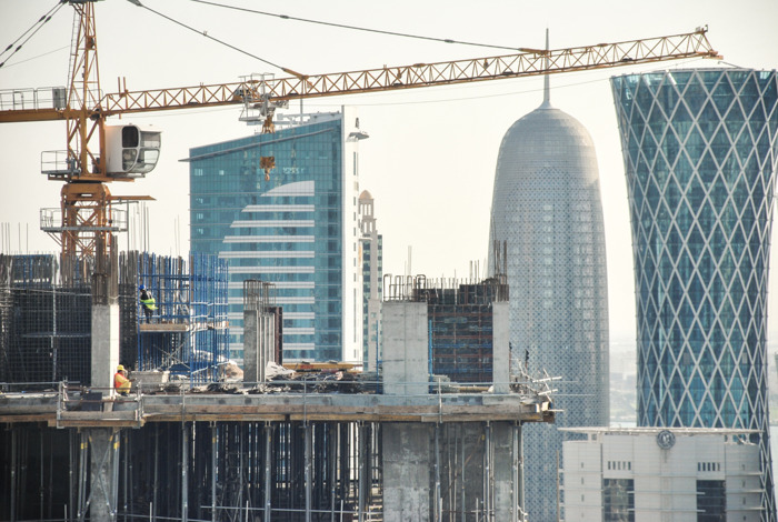 THE BIG 5 CONSTRUCT QATAR RETURNS TO SUPPORT $150 BILLION OF PLANNED PROJECTS IN QATAR