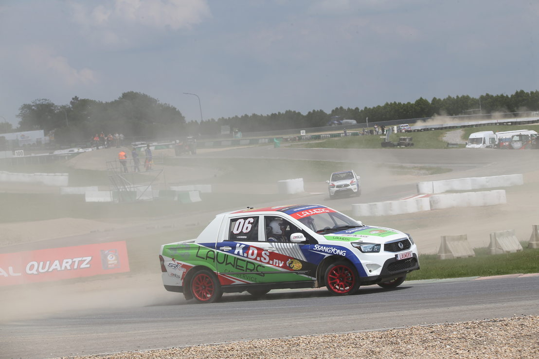 Marc Lauwers SRX Cup Round 2