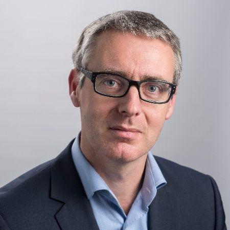 Peter Coppens, vice president Product Portfolio bij Colt