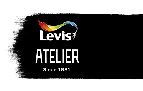 Preview: DARWIN KLEURT BUITEN DE LIJNTJES VOOR LEVIS ATELIER