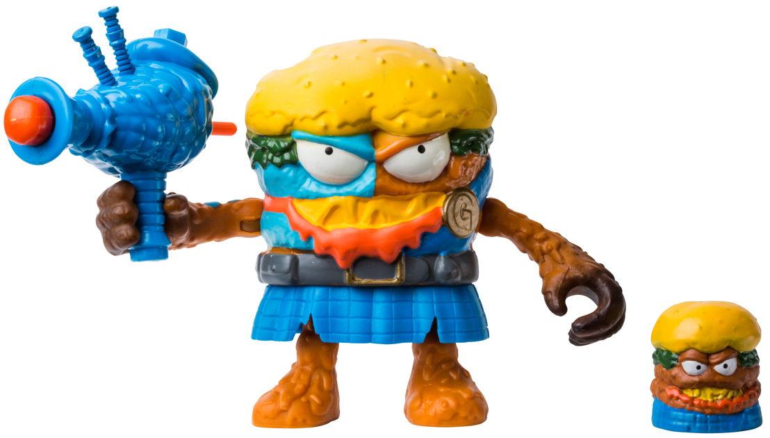 Jock Slop Burger