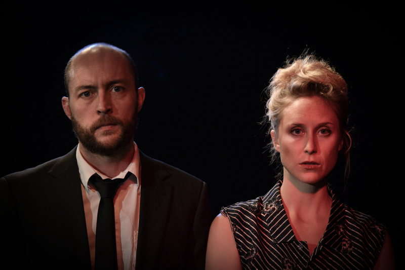 The Emissary with Andrew Laubscher and Emily Child - credit Maggie Gericke