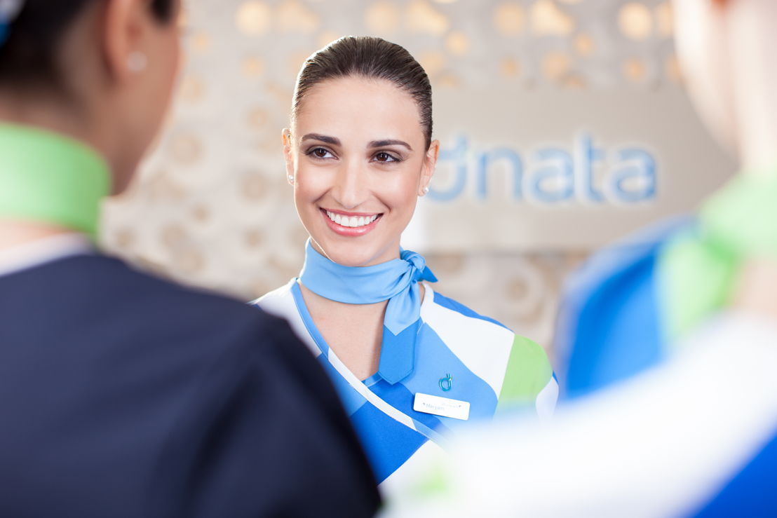 dnata Travel staff