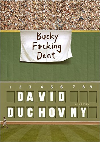 Cover 'Bucky F*cking Dent'