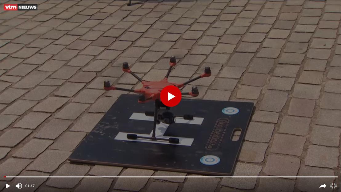Politie doet beroep op Securitas voor drones