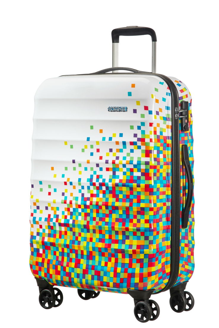 American Tourister Palm Valley 'Pixel' -- vanaf €119