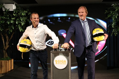 Telenet brengt GIGA-internet naar heel Vlaanderen en Brussel