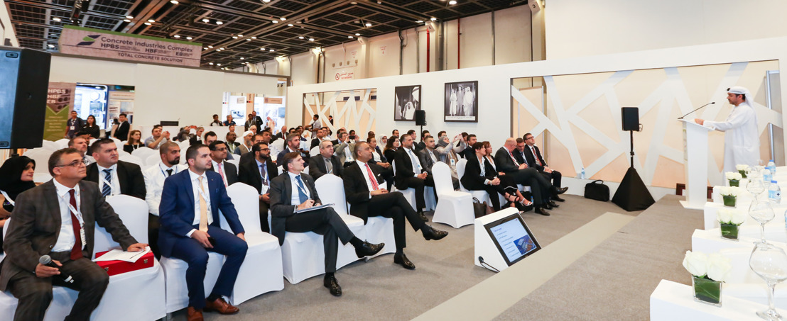 WHAT TO EXPECT: 2 SUMMITS, 2 CONFERENCES, AND TECHNICAL SEMINARS FOCUS ON TECHNOLOGY AT THE BIG 5 HEAVY AND MIDDLE EAST CONCRETE