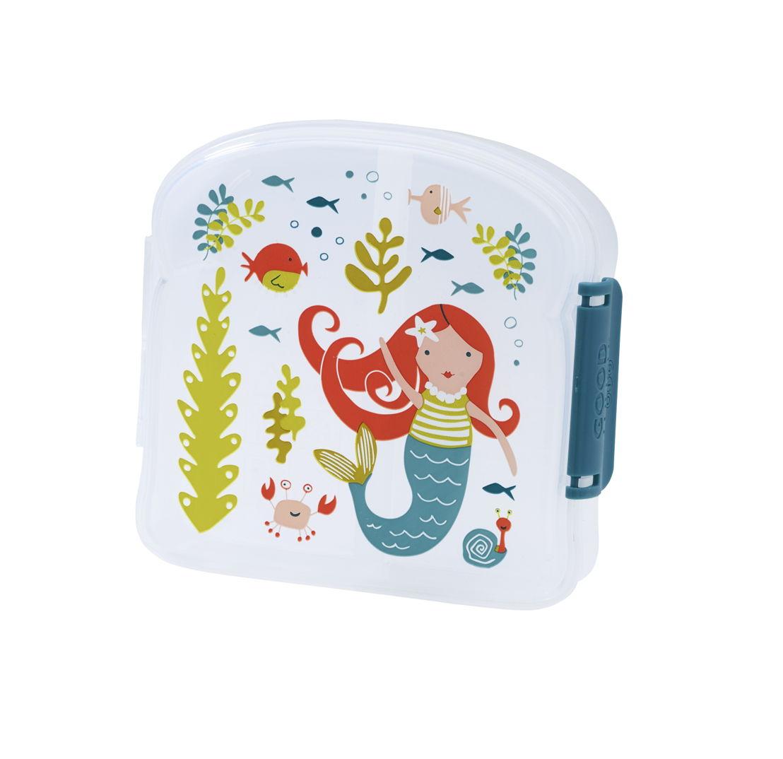 SugarBooger sandwich box Isla the Mermaid - €9,95