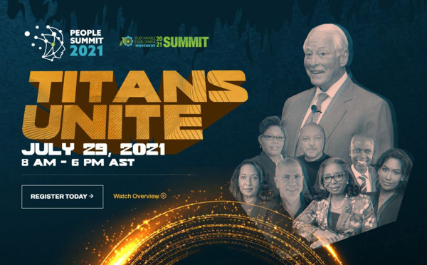 Preview: OECS Launches People Summit Virtual Magazine